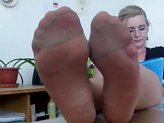 Mrs sanders sex teacher pics Mrs teacher and her nylonfeet 4