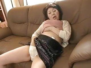 Asian sex 60 gramma Old granny fujimoto toshie 60-year-old