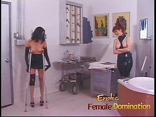 Redhead painful buttfuck Mature redhead dominatrix shows her new slave what pain is
