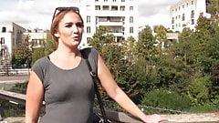 SARAH D AUBAGNE MONTE A PARIS POUR SE FAIRE DEFONCEE