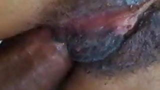 Indian village Hot girl fucking at home