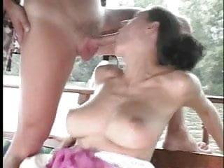 Shylark double fuck Big natural tits double fuck