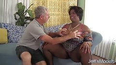 Marlise Morgan, The Black BBW Dick Sucker