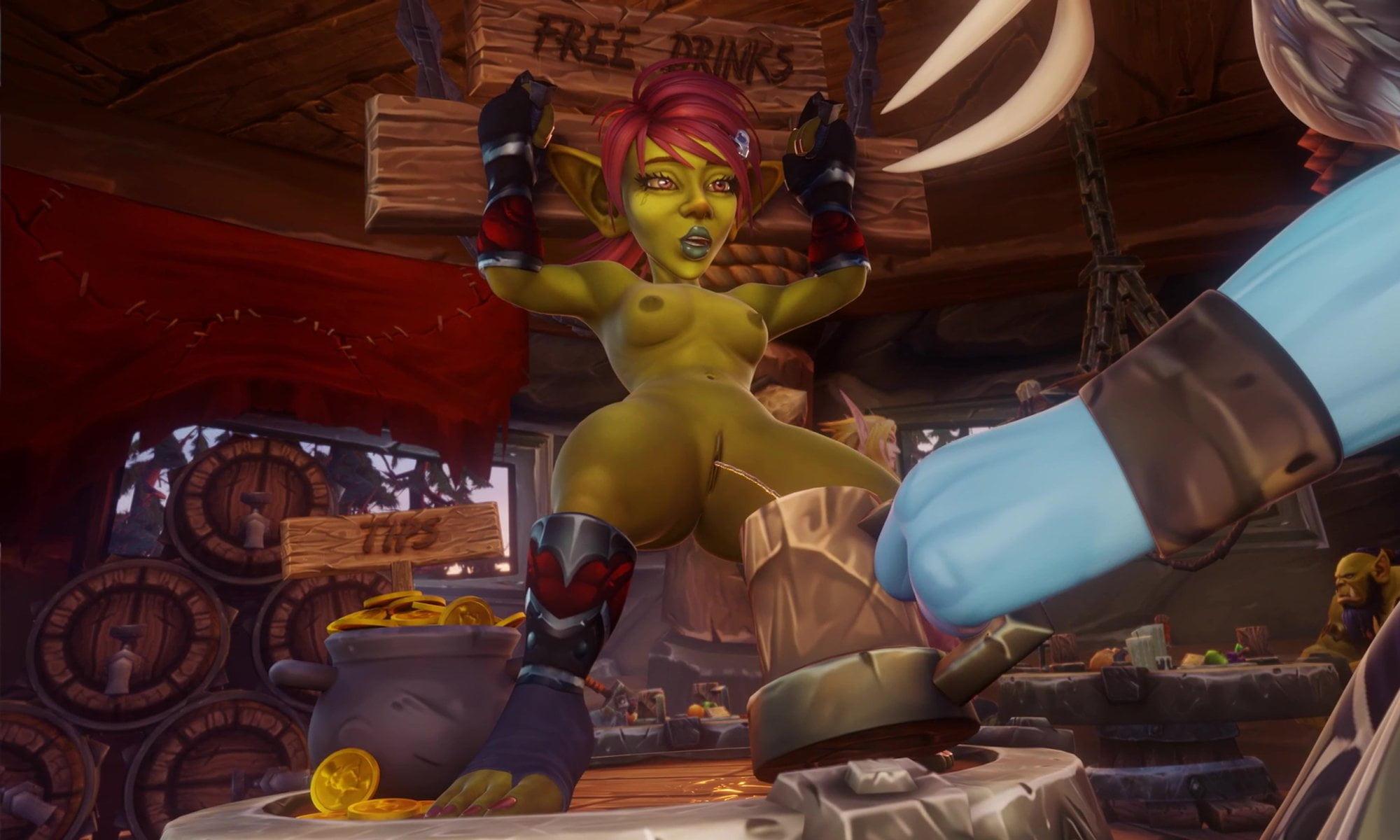 Warcraft Goblins Porn