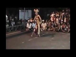 Erotic sexy pose Bali ancient erotic sexy dance 13