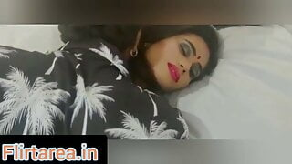 sexy Indian bhabhi has rough sex with postman