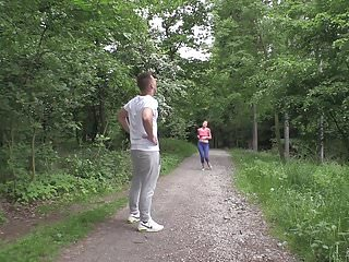 Sex in woods forest preserve Relaxxxed - passionate sex in the forest with hot czech babe