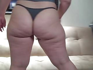 Sexy extreme thongs Big ass pawg in thong sexy chubby tease
