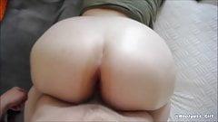 Fucking Big Booty 18yo Girl in Doggystyle