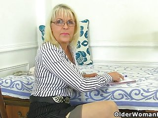 Uk mature ladies pictures Uk milf lady sextasy rather masturbates than doing accounts