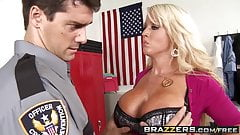 Brazzers - Mommy Got Boobs - Big Boobs Behind Bars scene sta