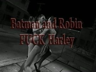 Cock robin parole worlds appart Harley vs batman and robin