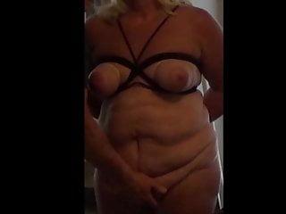 Breast bondage video Breast bondage and flogging