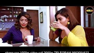 Mohini Bhabhi 2 Suhagraat (2021) UNRATED CinemaDosti Hindi S