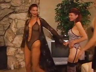 Annie body fucking - Lesbian milf orgy