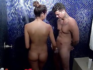 Big brother sex scenes clips - Latin american big brother reality shower sex