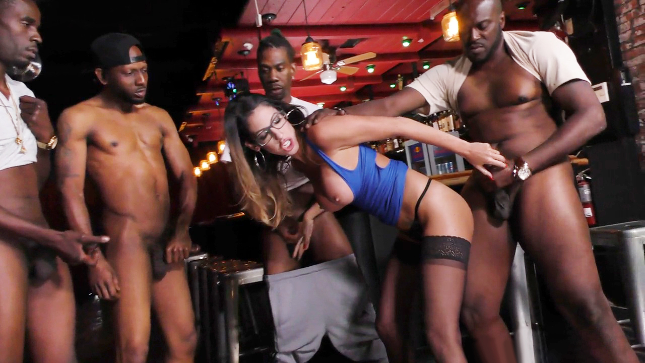 Creampie Gangbang Get Pregnant