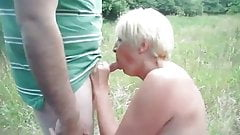 Grannies loves Sucking Cock 1