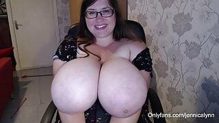 Legendary Massive Natural Tits