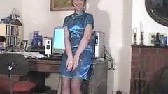 Sara's Shanghai Dress