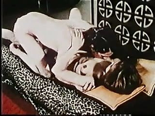 Vintage hairy pussy and monster cockd - Wonderful hairy pussy and huge dick 1-4