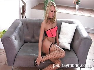 Lesbian magazin - Paul raymond - angel from men only magazine