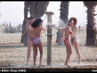 Statistics and bikini Retro celebs various nude and bikini scenes