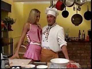 Interracial streaming sex angel long - Angel long fucks the chef