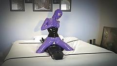 sexual de juguetes de goma almacenados