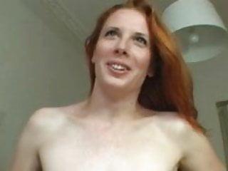 Girl got huge boobs - Sexy czech redhead got huge facial