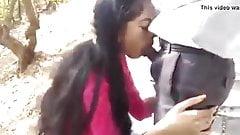 Indian blowjob