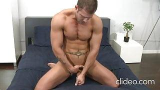 Fav Austin W. solo jerk ass play cumshot  DILF