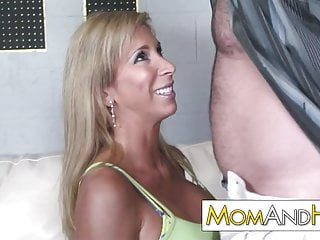 Hot milf mom movie - Milf mom morgan ray loves a hot young stud