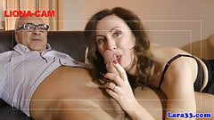 mature british couple trio with youngster