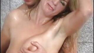 Mature Shower Fuck