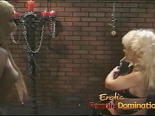 How to be femdom to husband Cute tight ass blonde learns how to be a good slave