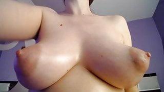 Sexy curvy girl with fine body