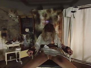 Horror porn - Bdsm and vr horror parody porn with an asylum fuck