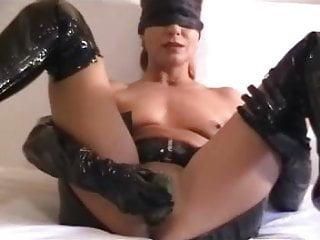 Blindfolded sex - Blindfold