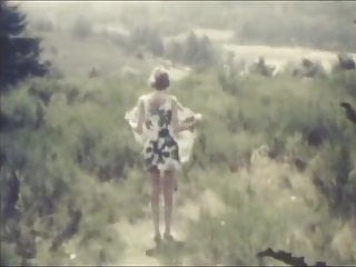 1960 s sex galleries Vintage - naked girl outdoors 1960s