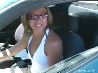 My sex tour backseat bangers nasty cops - Blonde blows fake cop in backseat