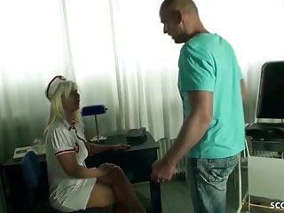 Female sexual dysfunction doctor utah German female milf doctor nadja help patient with fuck