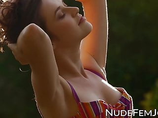 Perfect naked woman videos All natural babe serena j teases with her perfect naked body