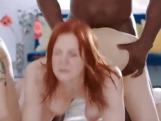 Ass celebrity fucking - Maitland ward loves getting fucked doggy style by bbc