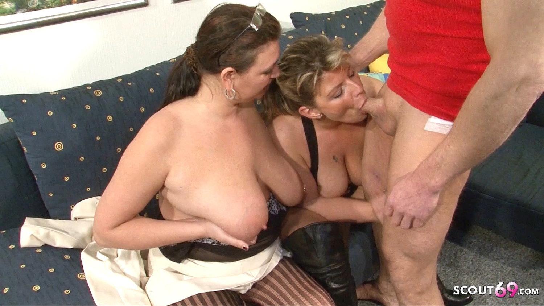 Uk Mature Threesome Anal