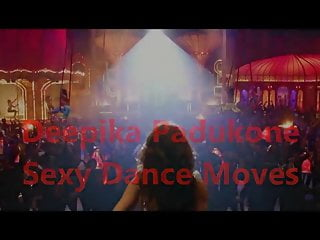 Sexy moving musical notes Deepika padukone sexy dance moves