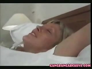 Guy pussies Cuckold blond milf drilled by black guy in ass and pussy