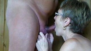 Nice  Granny BJ