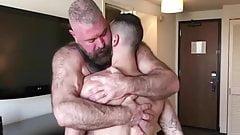 Daddy fuck a hungry boy raw