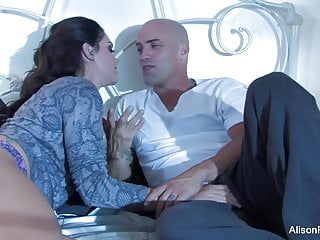 Male facial hair - Alison tyler and her male gigolo